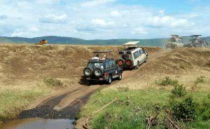 Self Driving in Uganda